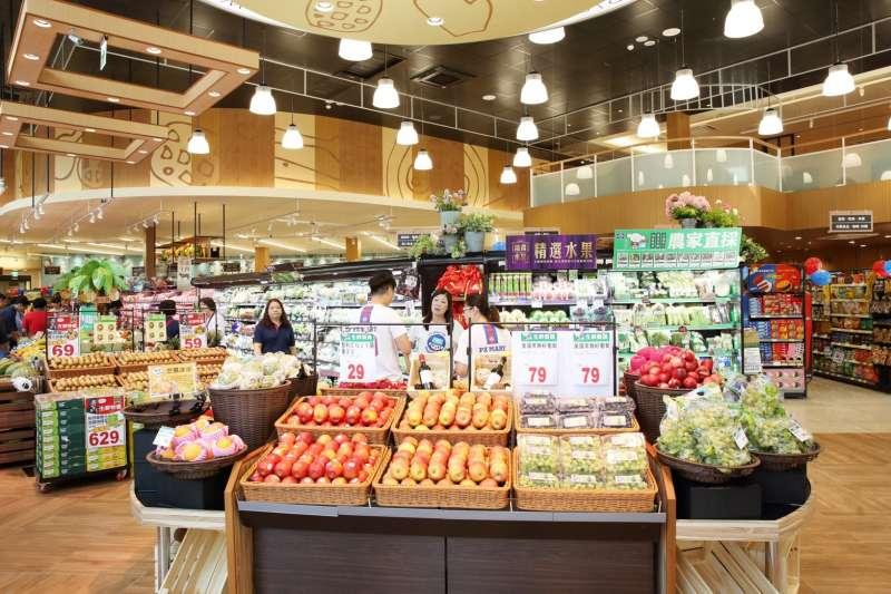 國內超市龍頭全聯福利中心與對手美廉社,都表達加入口罩實名制2.0的意願