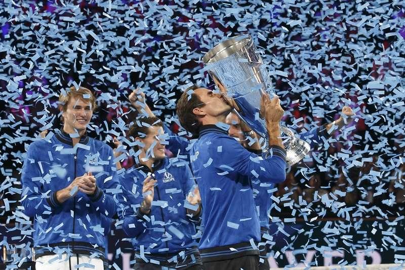 費德勒助隊完成拉沃盃三連霸。