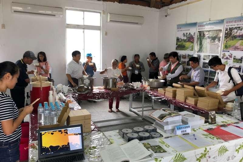 社造教學實驗所是社區夢寐以求的交流平台。(圖/徐炳文攝)