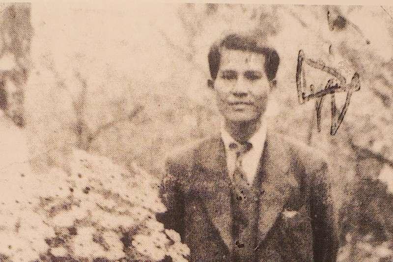 基隆中學案主角鍾浩東,是當今民進黨政府定義下的白色恐怖「受害者」,可是他的國家認同不只與民進黨南轅北轍,而且還是光復初期中國共產黨在基隆市的最高負責人。早年前往大陸參加抗戰時,他就已經被東江縱隊吸收,及有可能在解放軍佔領台灣後,成為基隆市人民政府的第一任市長。(資料照,作者許劍虹提供)