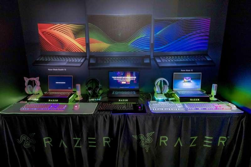 Razer全新電競筆電 Blade Stealth 13在台上市 (圖/Razer)