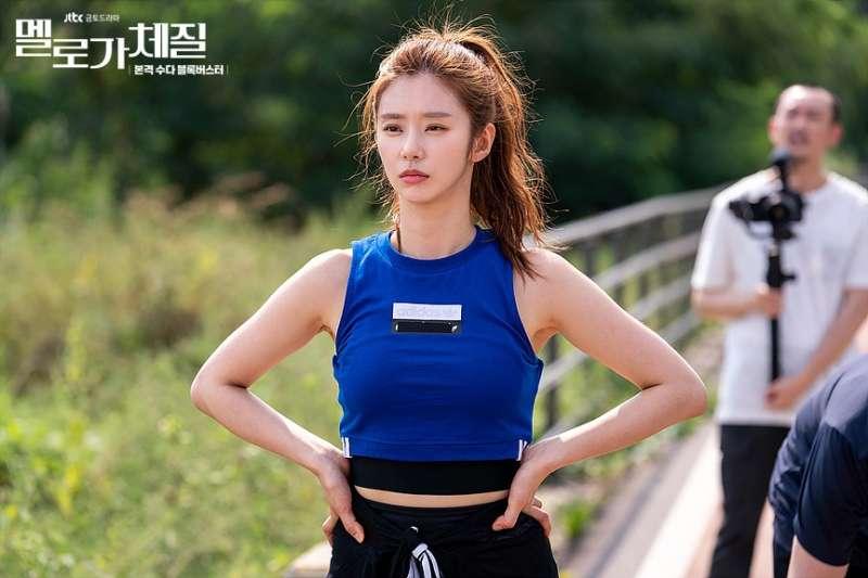《浪漫的體質》圍繞三位三十歲女性的故事,輕鬆搞笑又貼近人心(圖/JTBC)