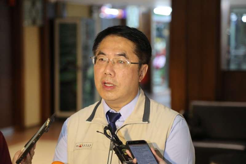 台南大億麗緻酒店宣布將於6月底停業,台南市長黃偉哲透露,此事牽涉兩大財團對於土地利用、飯店經營方針想法不同。(資料照,台南市政府新聞處提供)