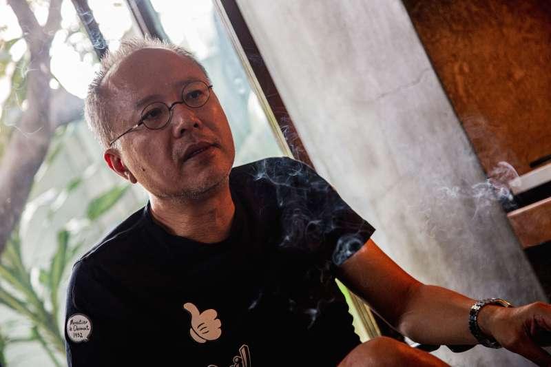 20190925-金馬系列訪問-《陽光普照》導演鍾孟宏。(簡必丞攝)