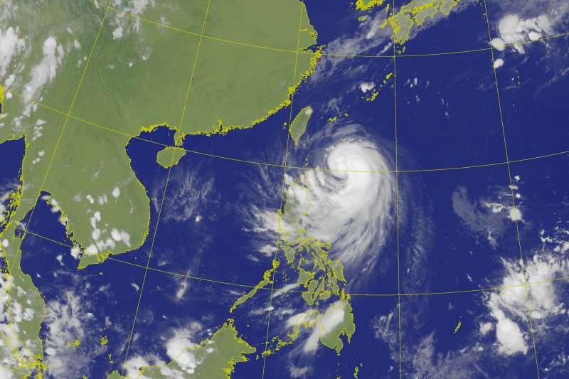 米塔颱風(CWB)