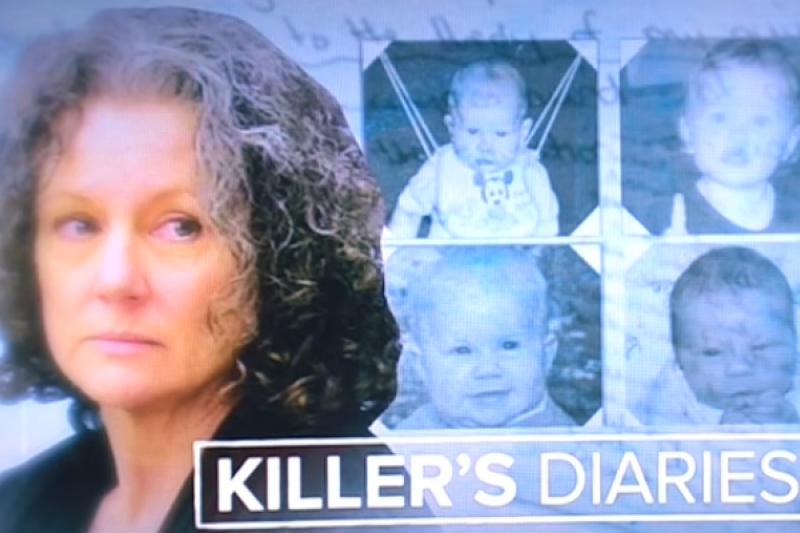 凱瑟琳·福比格因被法官認定犯下三起謀殺案以及一起殺人未遂,而被判刑40年(圖片擷取自Youtube)