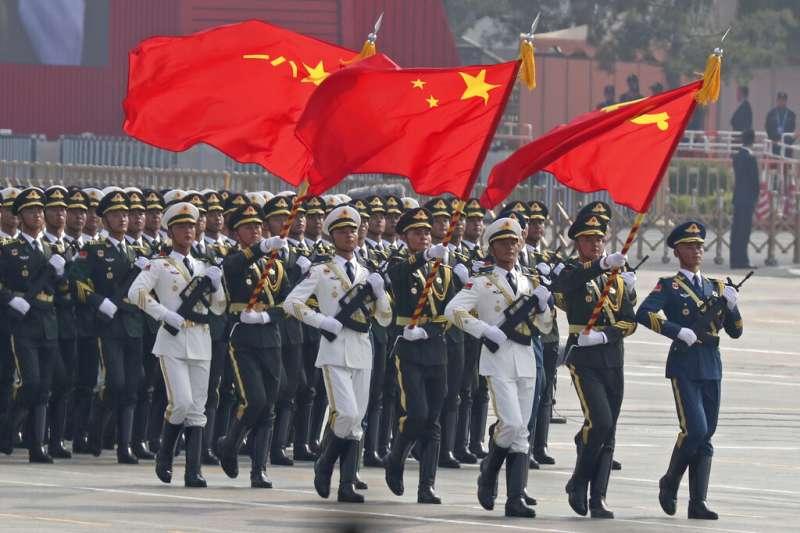中國抗日戰爭爆發時,日本的軍國主義發動大規模侵略,佔領中國大片土地,卻也幫助了中國的軍隊擴大至一百二十萬人,讓中國共產黨獲得最後的勝利。(資料照,美聯社)