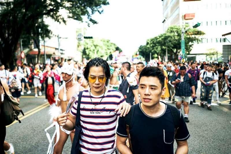 耗時三年製作同志電影《我的靈魂是愛做的》與台灣近半年來同婚專法推動歷程相呼應(圖/海鵬影業)