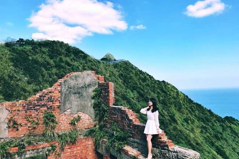 台灣山中步道多,是假日旅遊好聖地(圖/Instagram @aoaovillia323)