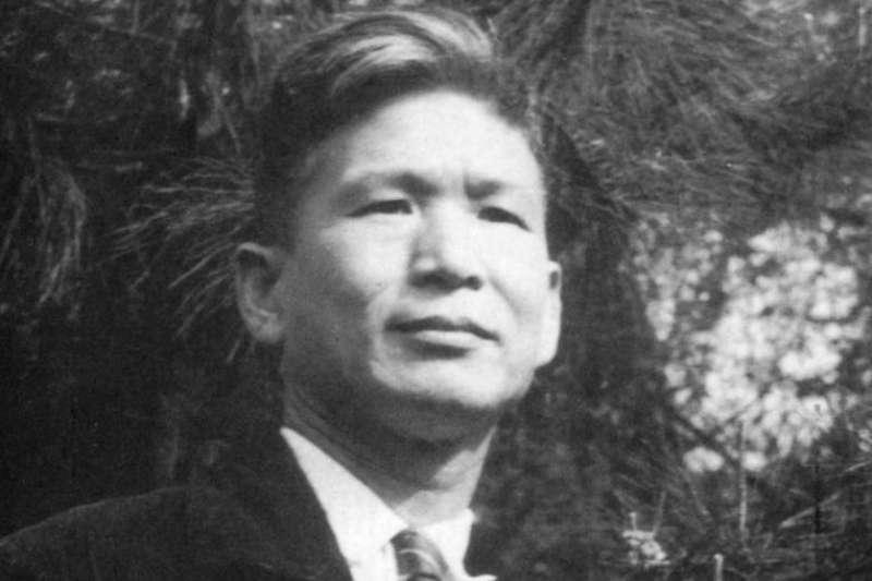 已故學者殷海光為臺灣戒嚴時期提倡自由主義的代表人物,早在中國贏得抗戰勝利之際,殷海光就發現中國共產黨對中國民族後續存亡的影響重大。(資料照,取自維基百科)