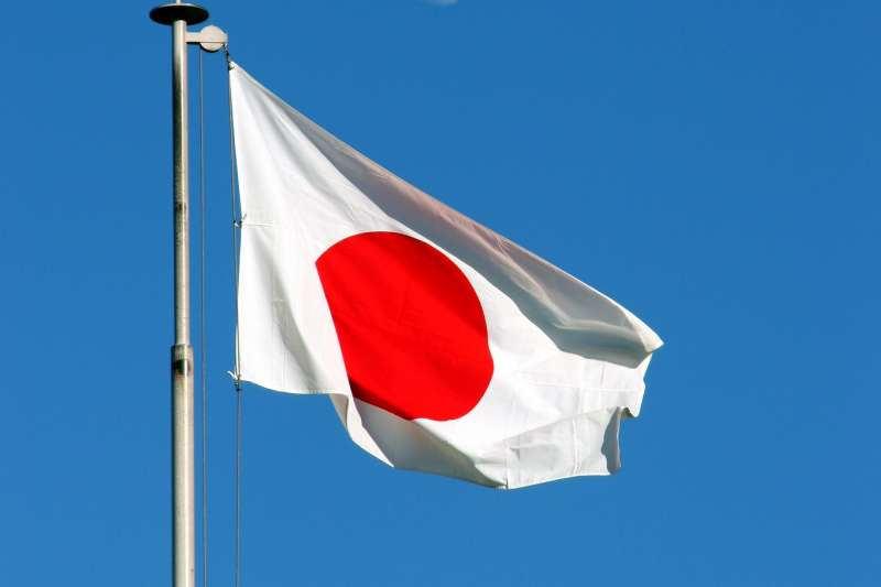 作者指出,「東亞」的概念雖屬外來,卻嫁接在這個區域的內部資源上。而我們更熟悉的「中國」、「日本」、「朝鮮/韓國」的概念看似內生,其實有很強的外來性和互動性。圖為日本國旗。(圖/flickr)