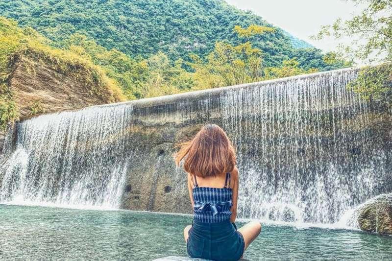 想要抓住夏天的尾巴,快到全台7大絕美瀑布!(圖/ru1215@instagram授權提供)