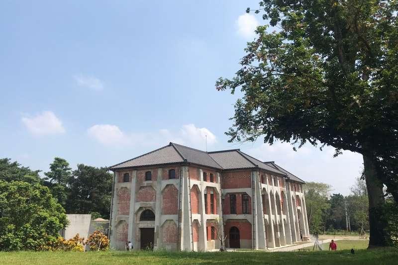 臺南山上花園水道博物館10月10日開幕。(圖/台南市政府觀光旅遊局提供)