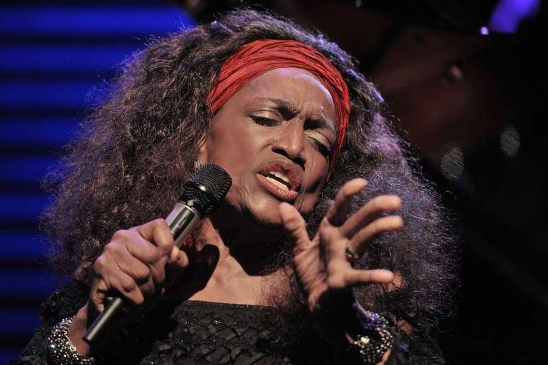 偉大的聲樂家,美國女高音傑西.諾曼(Jessye Norman)(AP)