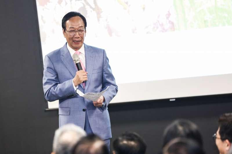 烏凌翔觀點:郭董正在製作的一部政治大片-風傳媒