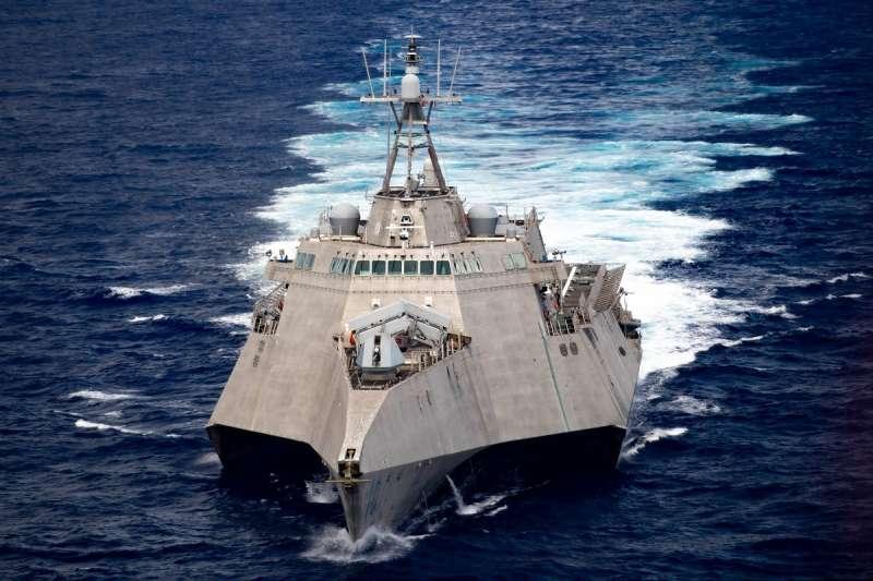 美國海軍濱海戰鬥艦(LCS)季佛茲號(USS Gabrielle Giffords)(US Navy)