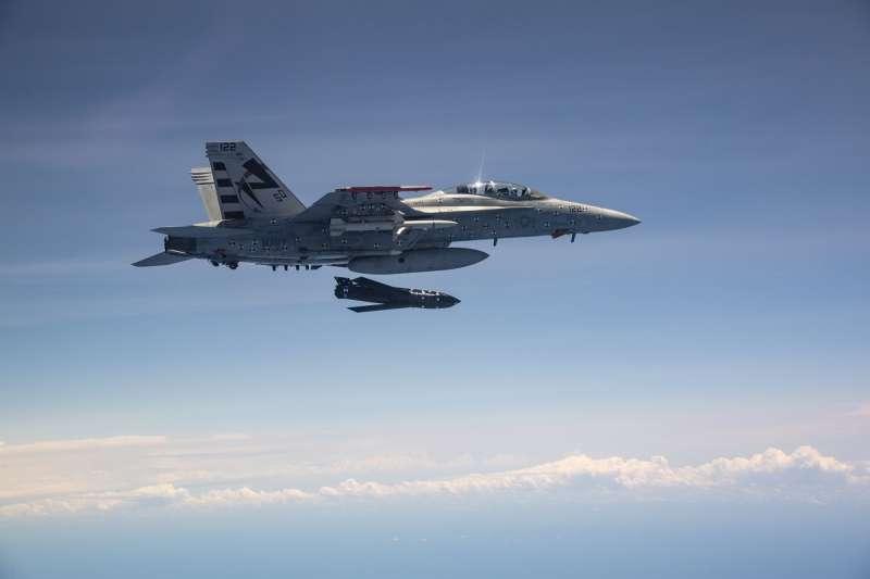 美國海軍新一代反艦飛彈「長程反艦飛彈」(LRASM)(US Navy)