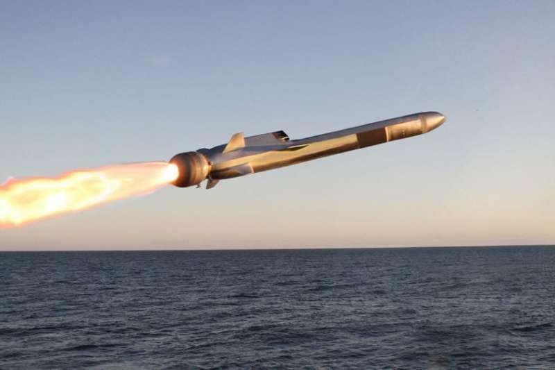 美國海軍反艦飛彈「海軍打擊飛彈」(NSM)(US Navy)