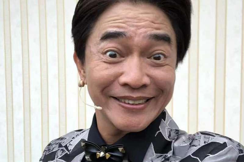 藝人范瑋琪砲轟行政院長蘇貞昌是「狗官」反遭圍剿,對此,藝人吳宗憲(見圖)替她緩頰。(資料照,取自吳宗憲臉書)