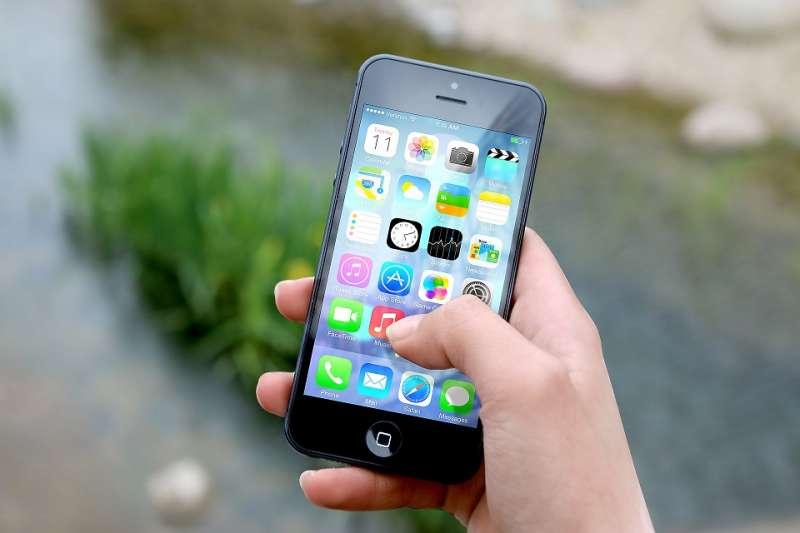 香港與澳門的蘋果iPhone用戶最近發現,如果手機更新到最新作業系統版本後,emoji鍵盤將找不到中華民國國旗(取自Pixabay)