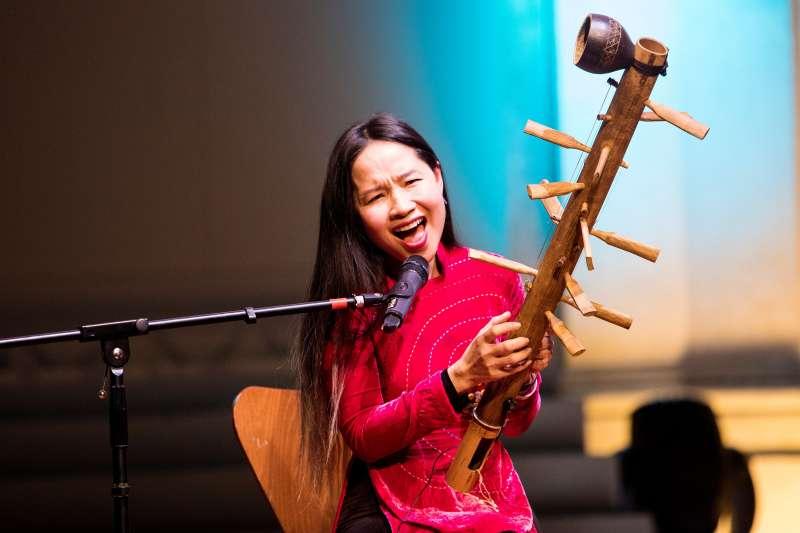 越南異議歌手杜阮玫瑰。(取自杜阮玫瑰官網)
