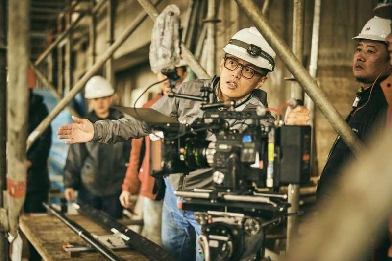 繼《與惡》之後,大慕影藝走入工地實景拍攝《做工的人》(圖/做工的人)