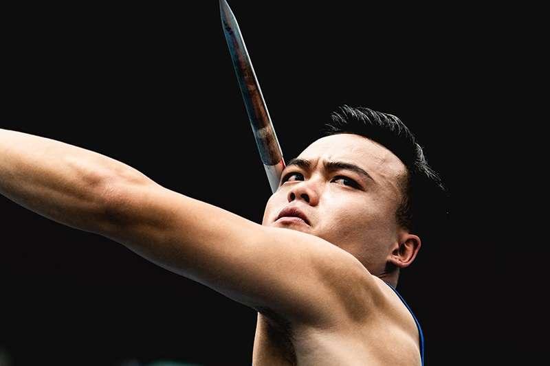 放眼 2020 東京奧運,目前中華代表隊總共取得5個項目共17席參賽資格。(圖取自鄭兆村粉絲頁)