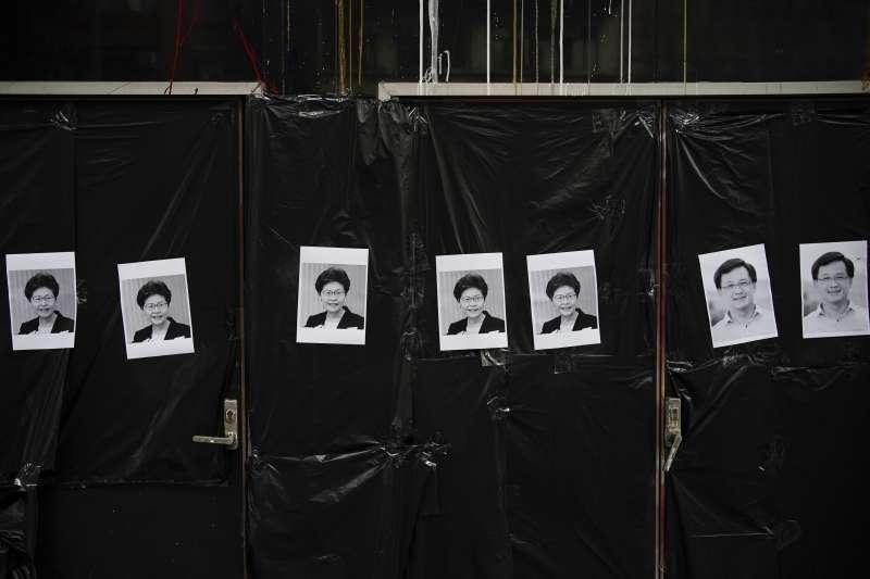 香港反送中:特首林鄭月娥取消與美國聯邦參議員克魯茲會面(AP)