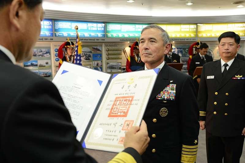 美國駐南韓大使哈里斯。(圖/Public Domain@Wikipedia)