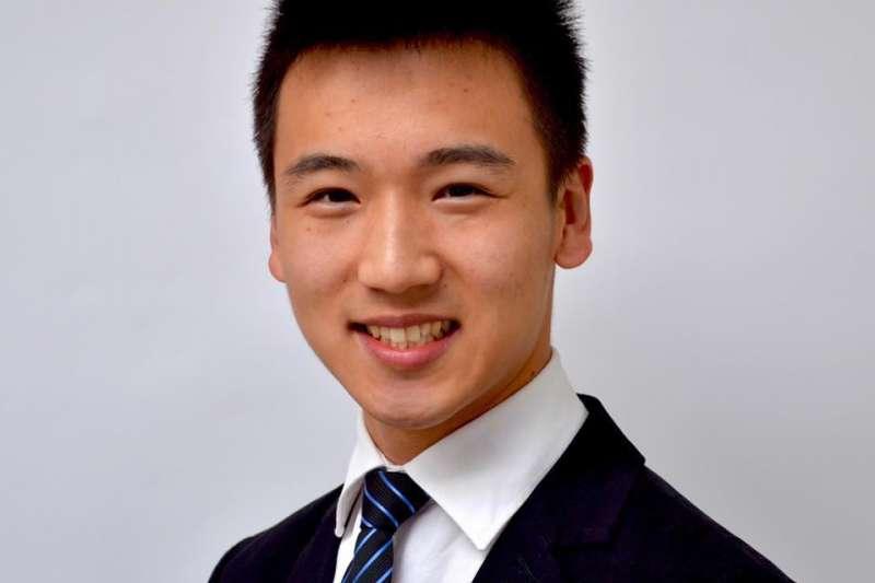 紐西蘭台裔王費雪(Fisher Wang)成為羅托路亞市議會最年輕議員(翻攝臉書)