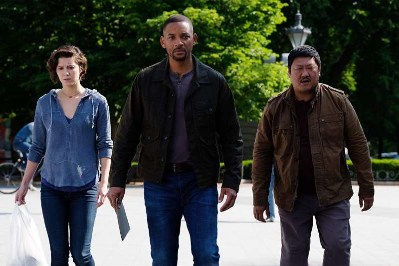 李安電影《雙子殺手》將於23日正式在台上映(圖/IMDb)