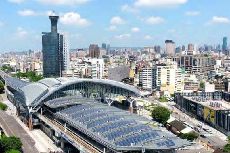 臺中火車站(圖/臺中市政府提供)