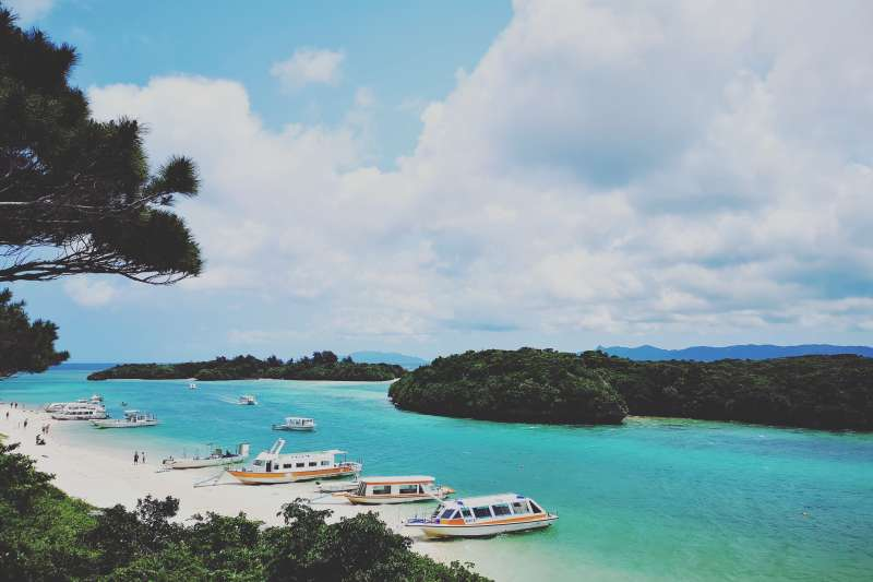 你知道石垣島嗎?一個鄰近台灣的日本小島,沖繩縣眾多島嶼中較為人熟知的一個。(圖/顏孝真提供)
