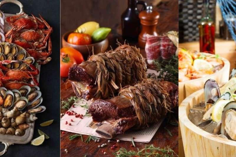 「吃到飽BUFFET」是許多網友熱愛的餐廳,用定量的價格就能吃到海量的食物,超高CP值讓人不禁熱衷研究怎麼吃最夠本。(圖/網路溫度計)