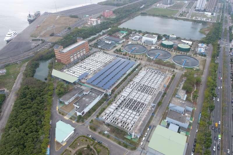 穩定供給的再生水支應工業用水及民生用水,臺南市政府將持續落實再生 水廠推動計畫。(圖/臺南市政府提供)