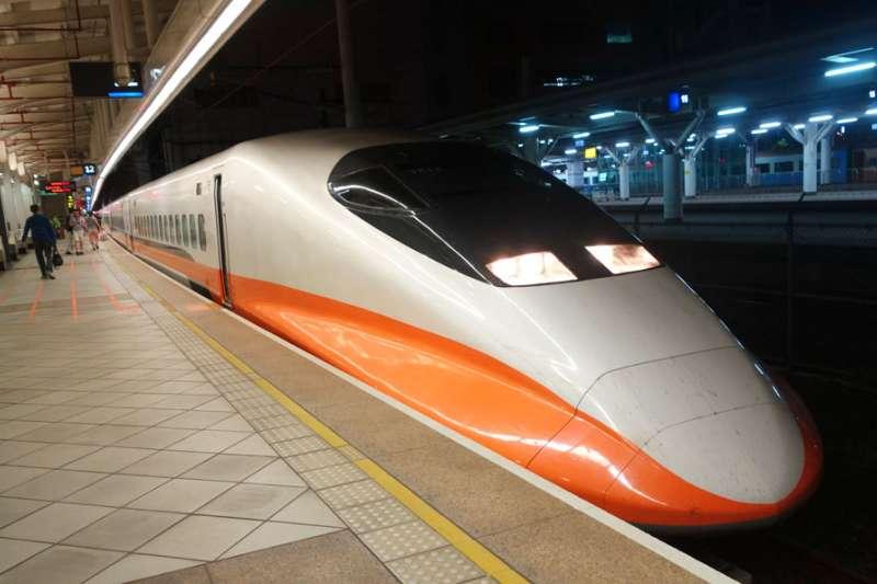 高鐵延伸宜蘭的效益受質疑,成本又高。(林瑞慶攝)