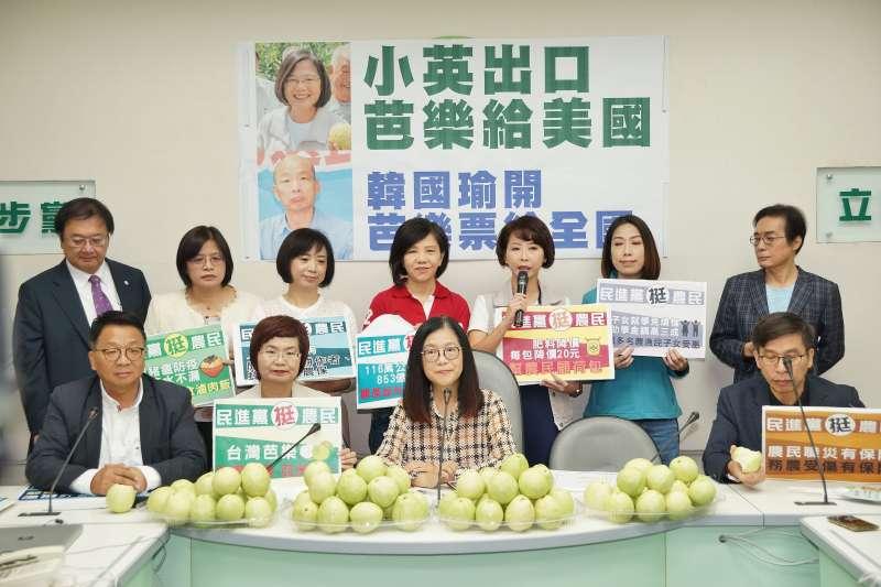 屏東立委選舉綠營恐分裂 管碧玲帶頭高喊「全部挺鍾佳濱!」-風傳媒