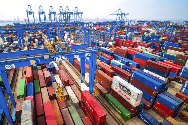 中美貿易戰影響全球經濟甚鉅。(美聯社)