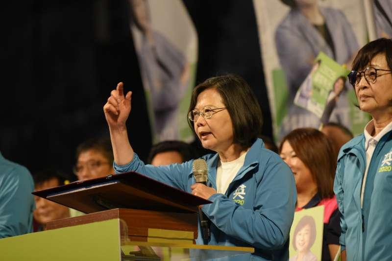 香港建制派記者追問陳同佳案 蔡英文強調:是香港放棄對自己公民的管轄權-風傳媒