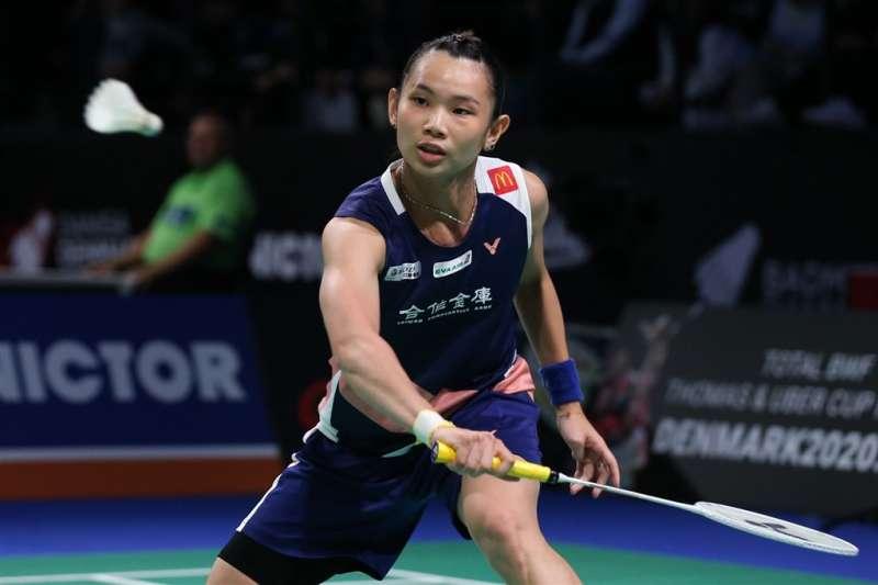 全英羽球公開賽,戴資穎逆轉中國女將前進16強。(資料照,取自bwfbadminton臉書粉絲頁)
