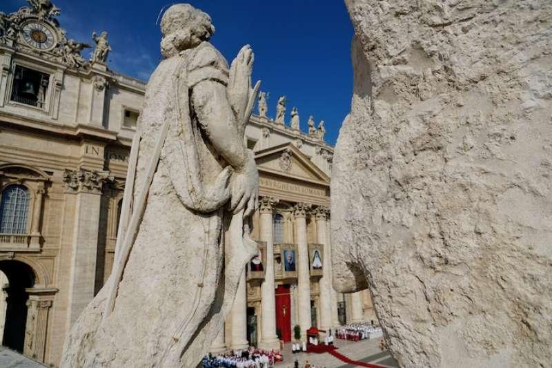 天主教聖人擁有特殊的仁愛(曾廣儀攝)