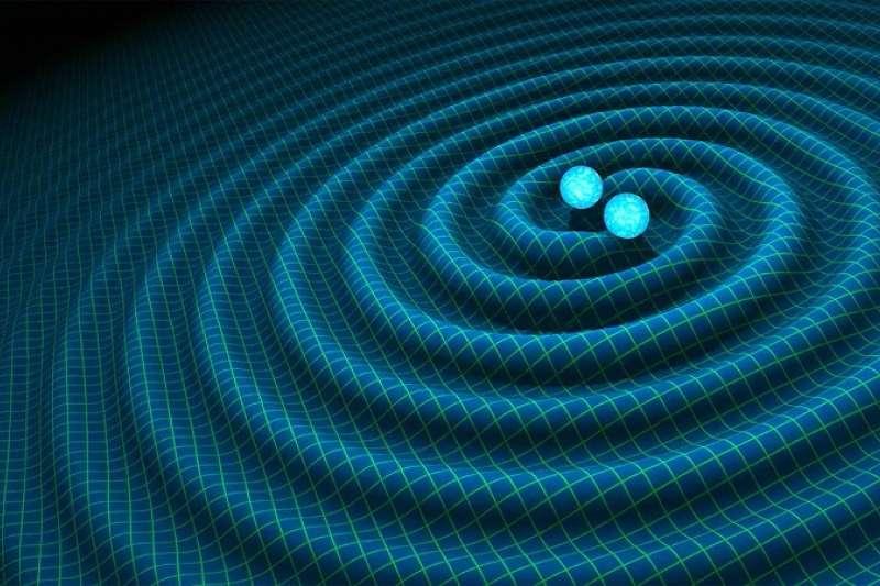 重力波的研究雖然才剛剛開始,但物理學家們都非常看好。(圖/研之有物)