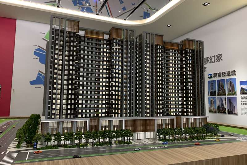 「興富發。夢幻誠」三鐵共構,鄰近三大產業園區,加上以7600坪國際森態城樂活概念打造,磁吸周邊城市民眾進駐。(圖/興富發建設提供)