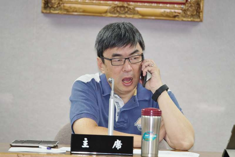 20191021-立委段宜康21日主持司法委員會。(盧逸峰攝)