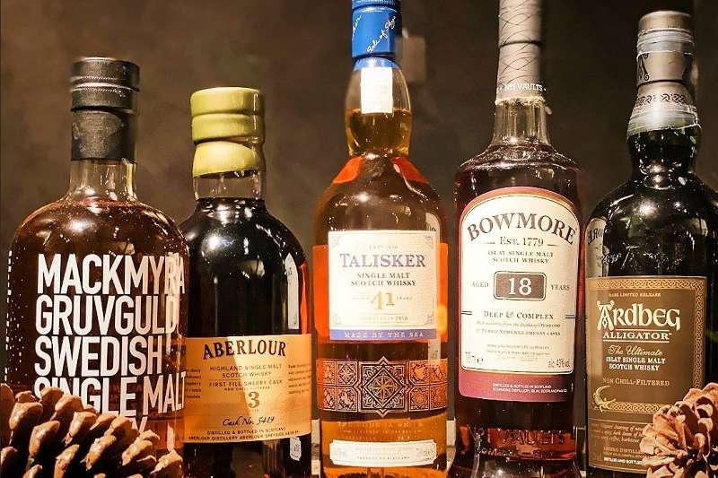 掌握這七件事後,只要拿起酒瓶一看,你就是威士忌專家了!