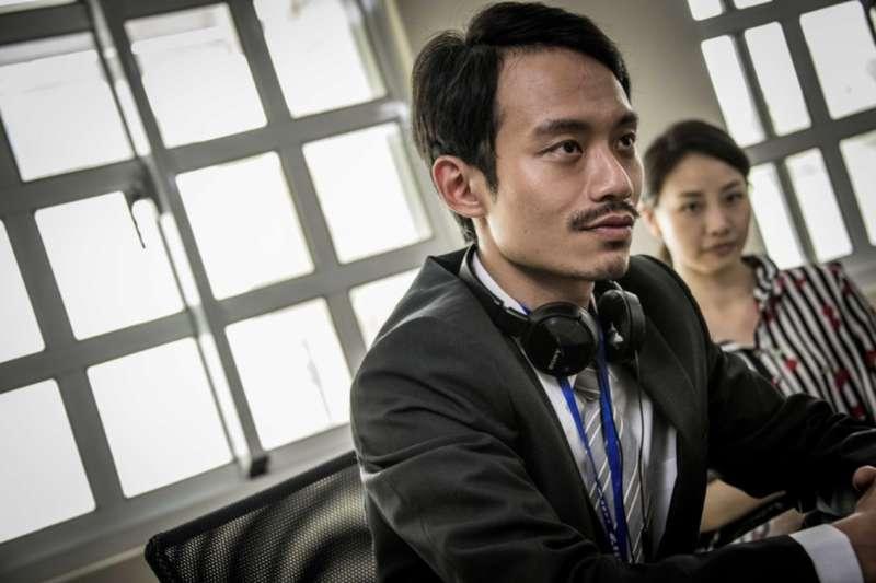 電影《盲人律師》改編自真人真事(圖/春暉映像)