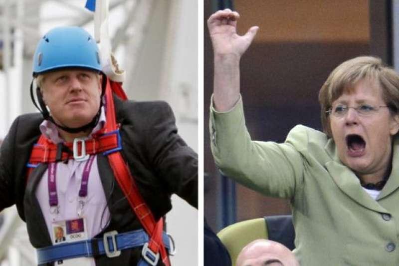 金正恩瀟灑的騎馬照引起話題,其他國家領導人可就沒這麼幸運了。(BBC中文網)