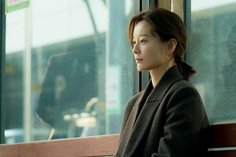 鄭裕美主演南韓女權電影《82年生的金智英》。(翻攝 Naver電影)