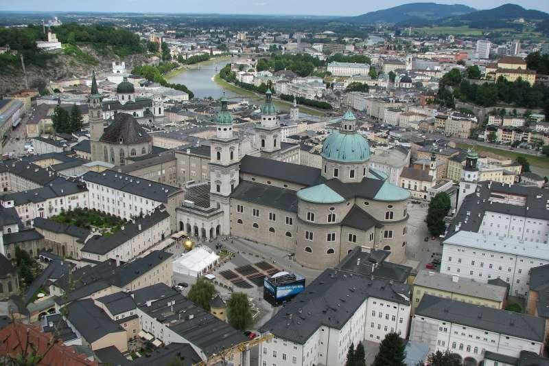 奧地利薩爾茲堡為孤獨星球選出2020年最適合拜訪的城市。(Didgeman@pixabay)