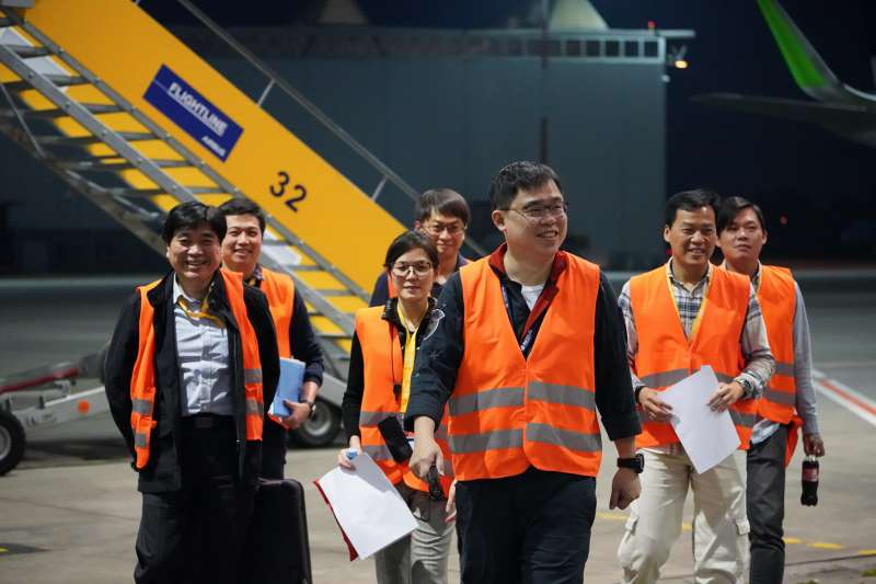 10月28日,張國煒將親自駕駛星宇航空一號機(A321neo)返台。(圖片來源:星宇航空)